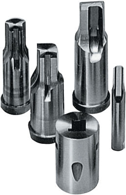 Special Shaped Jector Punches WPC Treatment, HW Coating, TiCN Coating