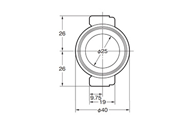 Push Button Switch (Round Body Type ø30) ZAP: related images